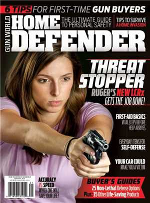 Download Home Defender Magazine + Six Tips for First Time Gun Buyers Spring 2014 True PDF