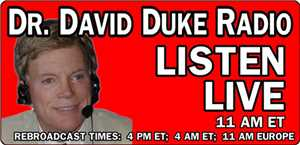 Download The Dr David Duke Show - A Brief History of Zio-Corruption in the U K 04-Jun-2019