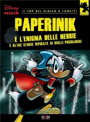 Download Disney Noir 20 - paperinik 2018
