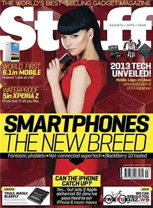 Download Stuff - March 2013