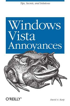 Download Windows Vista Annoyances Tips, Secrets, and Solutions-tqw- darksiderg