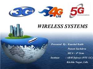 Download 5G, 4G, 3G, 2G Wireless Communications Technology & Networks
