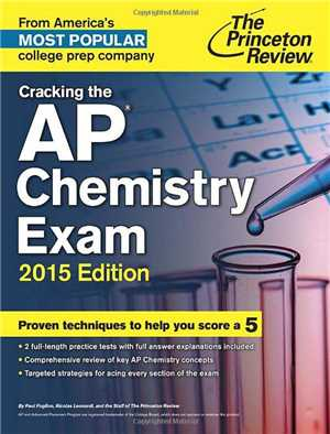 Download Cracking the AP Chemistry Exam, 2015 Edition College Test Preparation Epub & Azw3