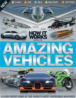 Download How It Works - Book of Amazing Vehicles 3rd Ed, 2016