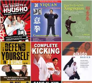 Download 20 Martial Arts Books Collection