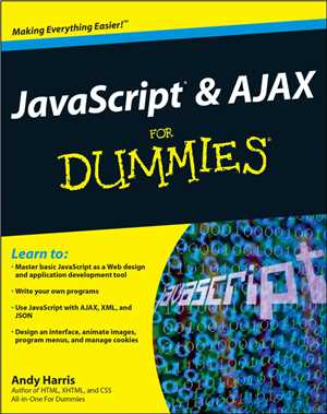 Download JavaScript and AJAX for Dummies