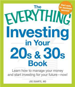 Download The Everything Investing in Your 20s and 30s Book EPUB