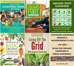 Download 20 Gardening Books Collection Pack-10