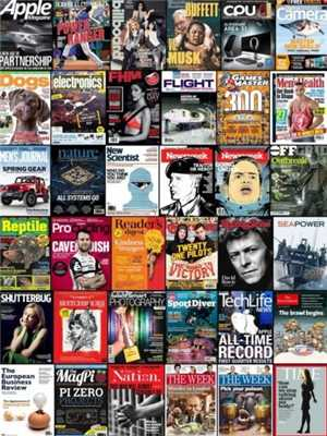 Download Assorted Magazines Bundle - FEBRUARY 05 2018 - DeLUXAS group 1 true PDF
