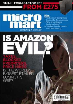 Download Micro Mart - Is Amazon Evil Issue 1320, 17-23 July 2014