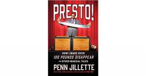 Download Penn Jillette - Presto 2016 RETAiL ePUB eBOOK-DiSTRiBUTiON- xwarez