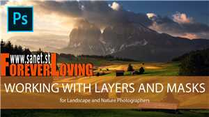 Download Photo Editing - Working with Layers and Masks in Adobe Photoshop FreeCourseWeb