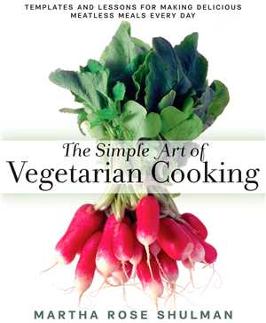 Download The Simple Art of Vegetarian Cooking by Martha Rose Shulman EPUB