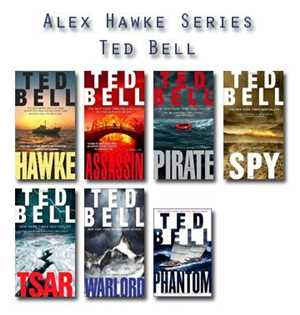 Download Alexander Hawke Series by Ted Bell Books 1 to 7