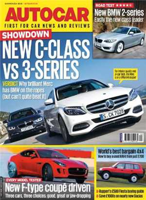 Download Autocar - March 19 2014 UK