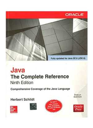 Download Java The Complete Reference - 7th Edition pdf