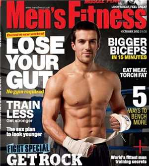 Download Mens Fitness Magazine - October 2012
