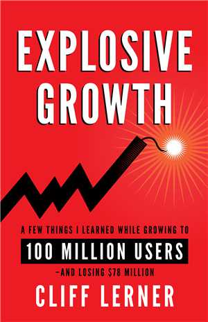 Download Explosive Growth by Cliff Lerner EPUB