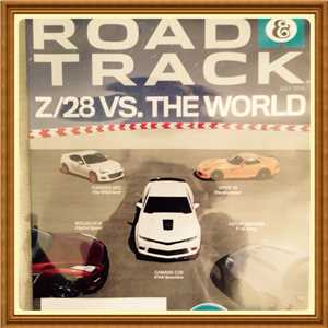 Download Road & Track - July 2014 USA