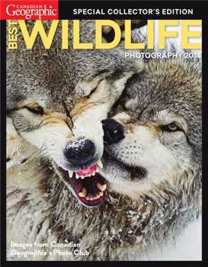 Download Canadian Geographic - Best Wildlife Photography 2014