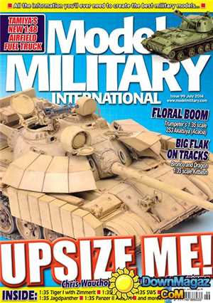 Download Model Military International - Issue 99, July 2014 True PDF