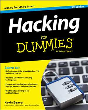 Download Hacking For Dummies  5th Edition For Dummies Computer/tech