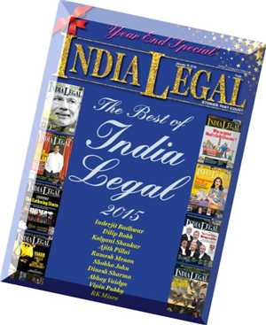 Download India Legal - 15 January 2016