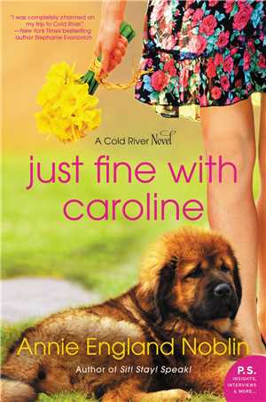 Download Just Fine with Caroline by Annie England Noblin EPUB