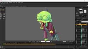 Download Skillshare - How to Draw and Paint a cute Zombie FreeCourseWeb